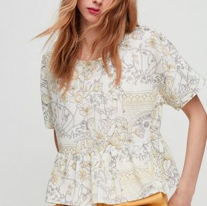 Wilfred Macee blouse